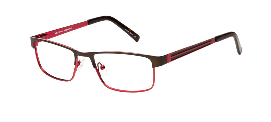 product image of B.U.M. Equipment Hashtag-49 Brown Red