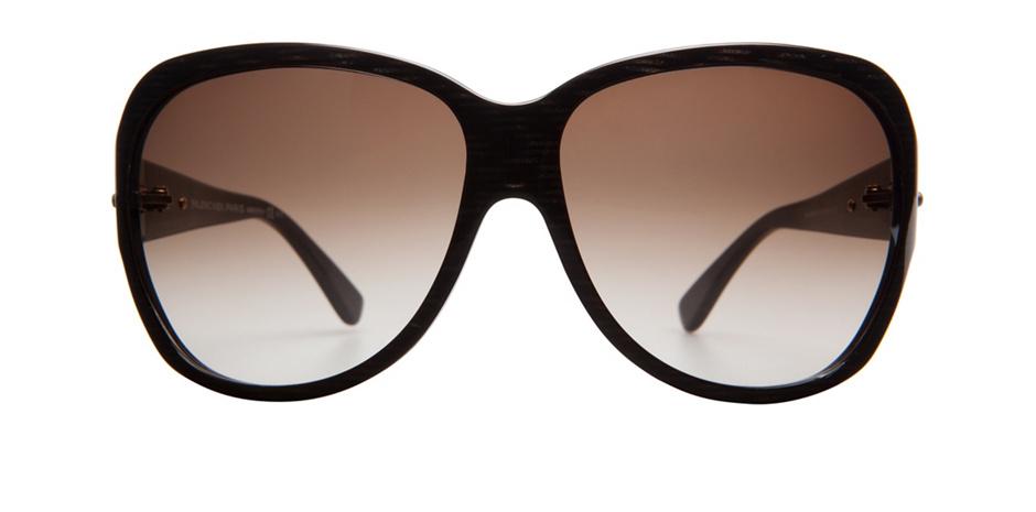 product image of Balenciaga BAL0082S-63 Dark Brown