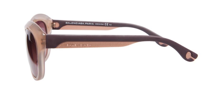 product image of Balenciaga BAL0098S-56 Brown Wine