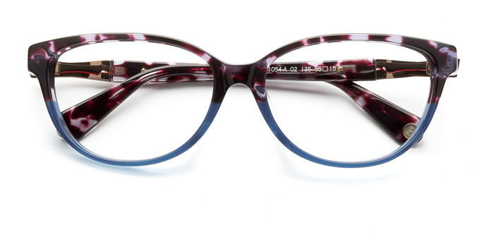product image of Balmain BL1054A-55 Gradient Blue