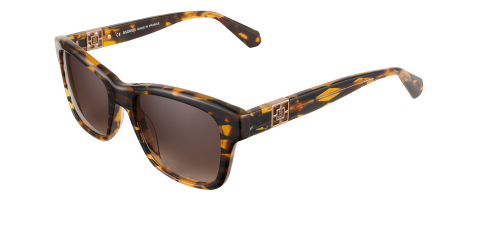 magasinez les lunettes soleil balmain bl2039 52. Black Bedroom Furniture Sets. Home Design Ideas