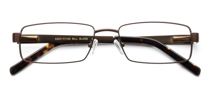 product image of Bill Blass BB1025-53 Chocolate