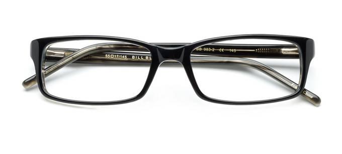 product image of Bill Blass BB983-55 Black Two Tone