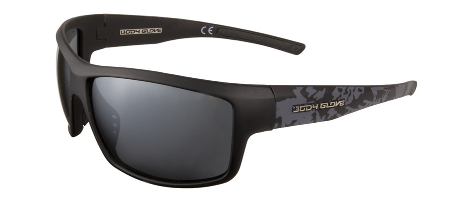 product image of Body Glove Huntington-Beach Matte Black Polarized