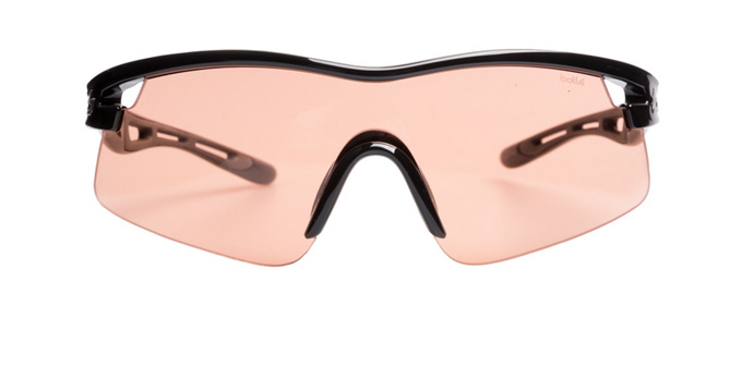 product image of Bollé Vortex Shiny Black Photochromic Rose