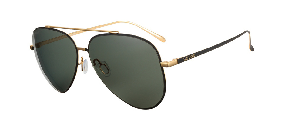 product image of Bolon BL8002-60 Black Gold Polarized