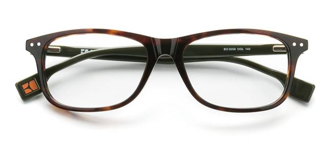 product image of Boss Orange BO0056 Dark Havana