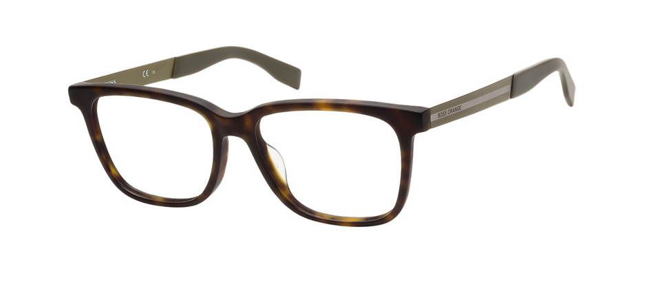 product image of Boss Orange BO0260-54 Dark Havana