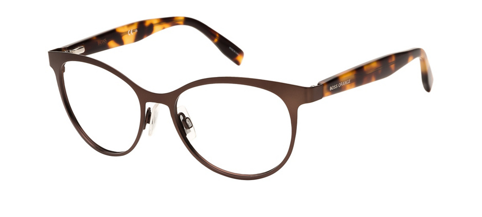 product image of Boss Orange BO0312-53 Brown Havana