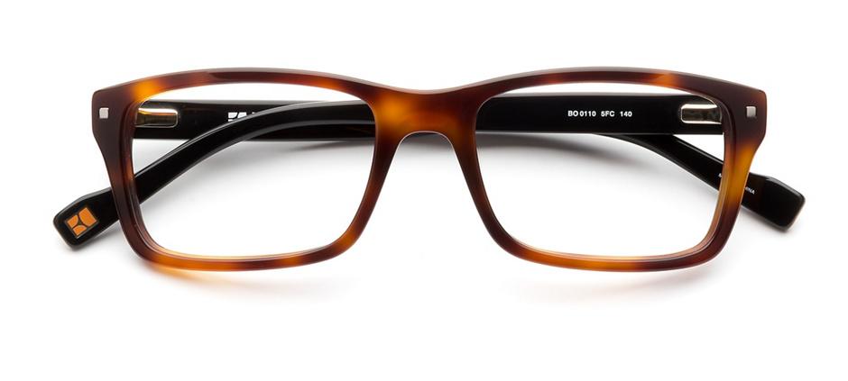 product image of Boss Orange BO110-51 Dark Havana Black