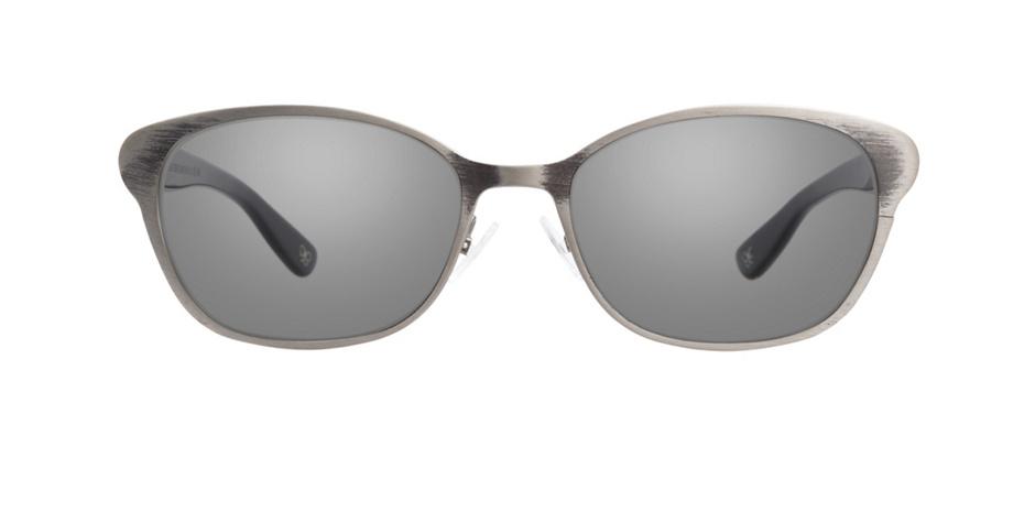 product image of Bottega Veneta BV206 Semi Matte Silver Black