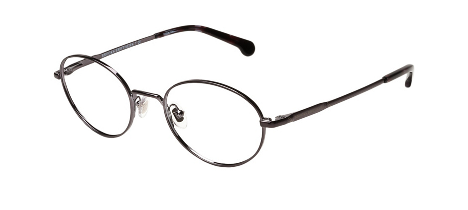 product image of Brooks Brothers BB1032-48 Brushed Gunmetal