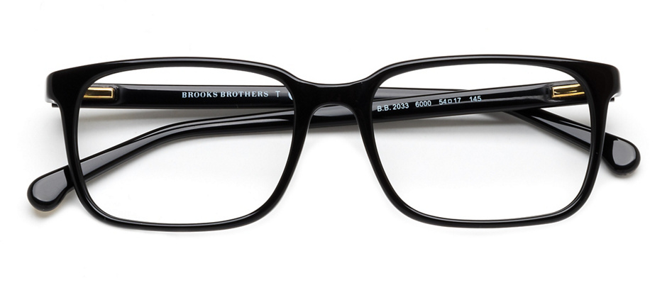 product image of Brooks Brothers BB2033-54 Black