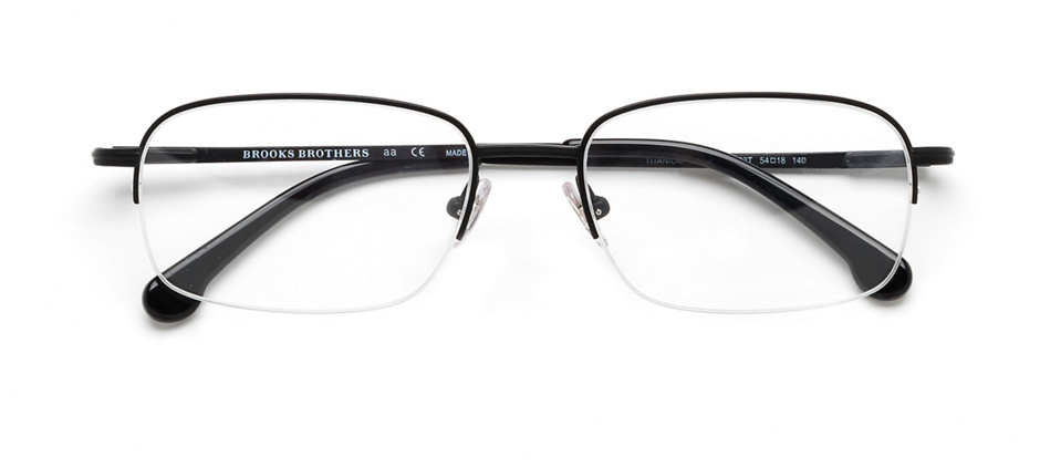 product image of Brooks Brothers BB487T-54 Matte Black