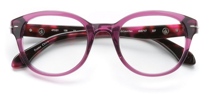 product image of Calvin Klein CK5717 Violet Havana