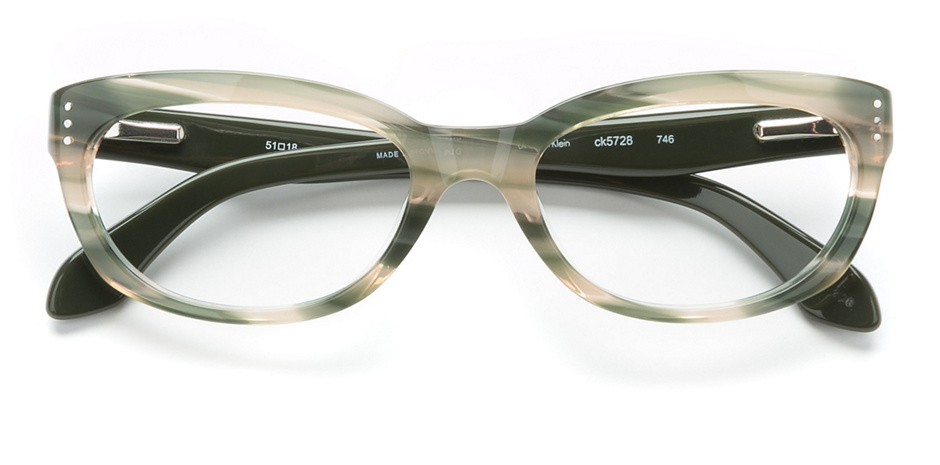 product image of Calvin Klein CK5728 Marble Green