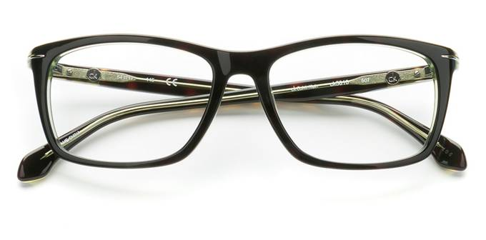 product image of Calvin Klein CK5810 Havana Green