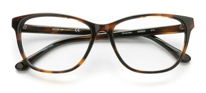 product image of Calvin Klein CK5822 Havana