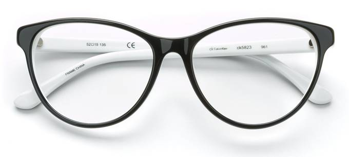 product image of Calvin Klein CK5823 Black White
