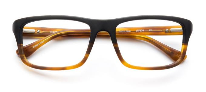 product image of Calvin Klein CK5839-55 Black Havana