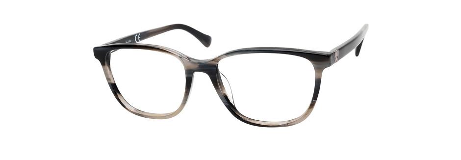product image of Calvin Klein CK5885-52 Striped Smoke