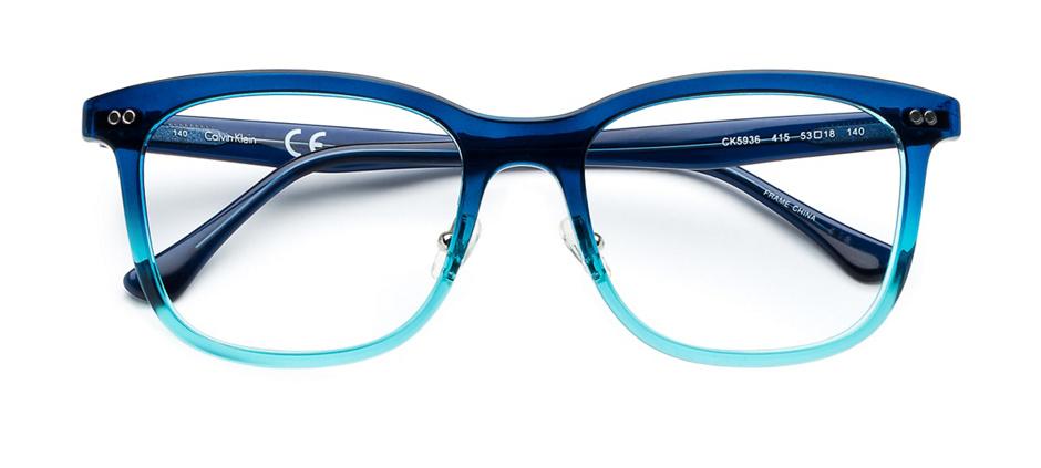 product image of Calvin Klein CK5936-53 Bleu azur