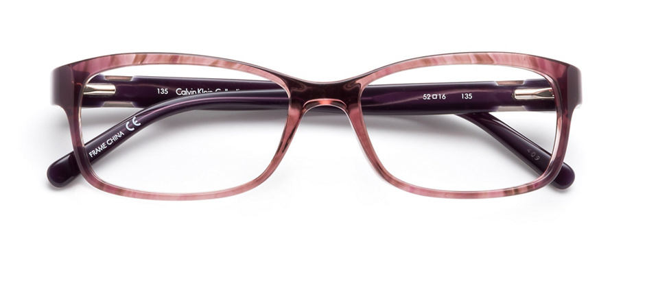 product image of Calvin Klein CK7851-52 Plum Horn