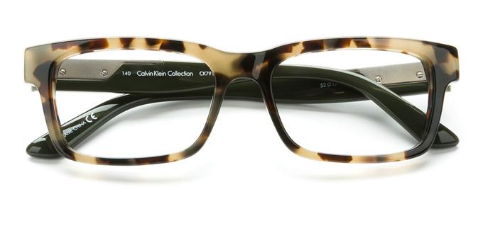 product image of Calvin Klein CK7915 Khaki Tortoise