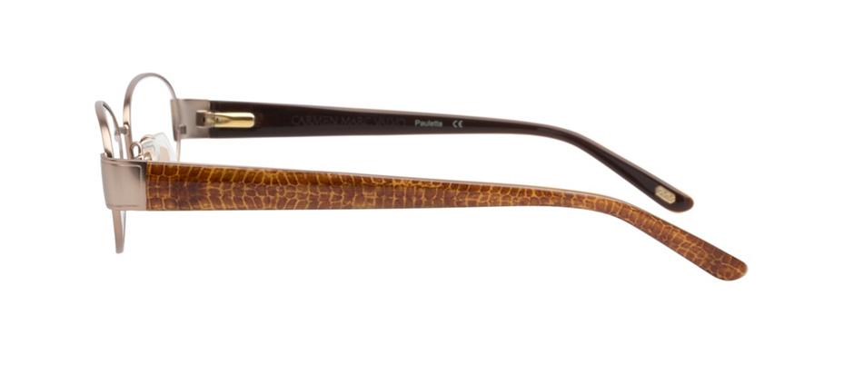 product image of Carmen Marc Valvo Pauletta Bronze