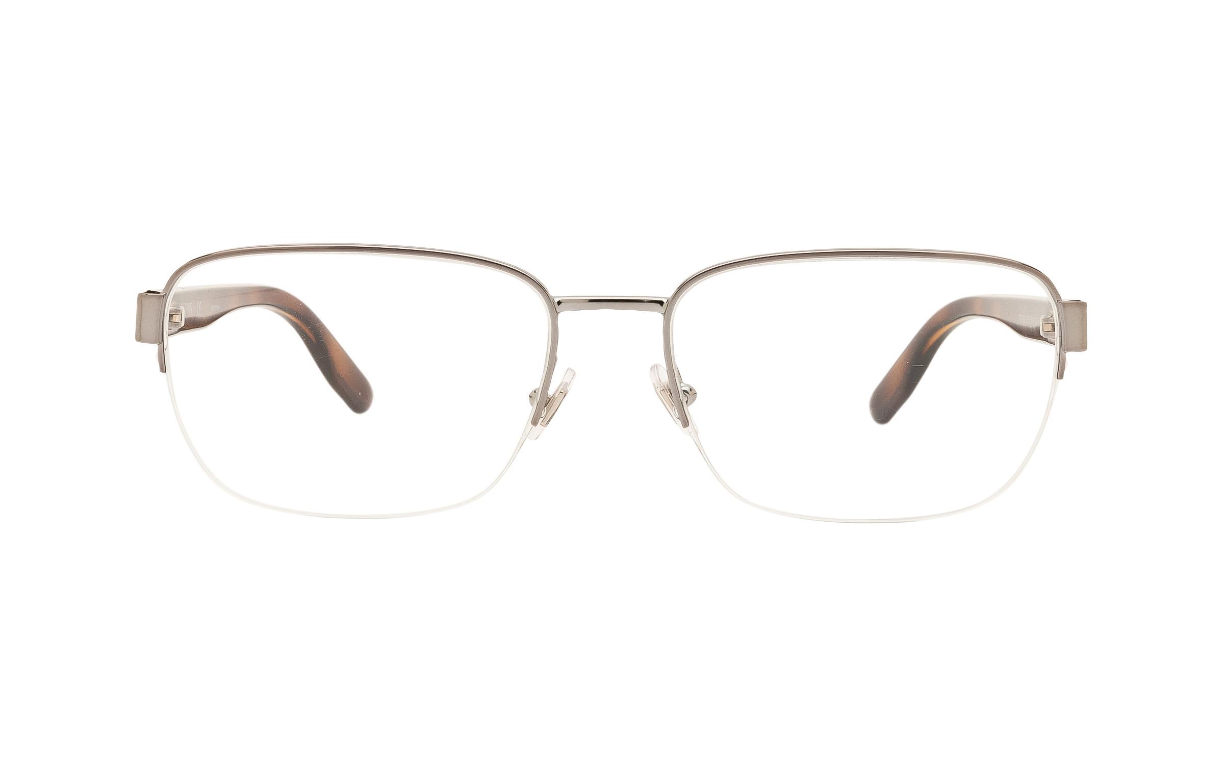 coastal.com - Chaps CP2090 9050 (56) Eyeglasses and Frame in Gunmetal Grey | Acetate/Metal – Online Coastal 91.00 USD