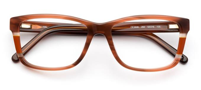 product image of Chloe CE2608-52 Striped Brown