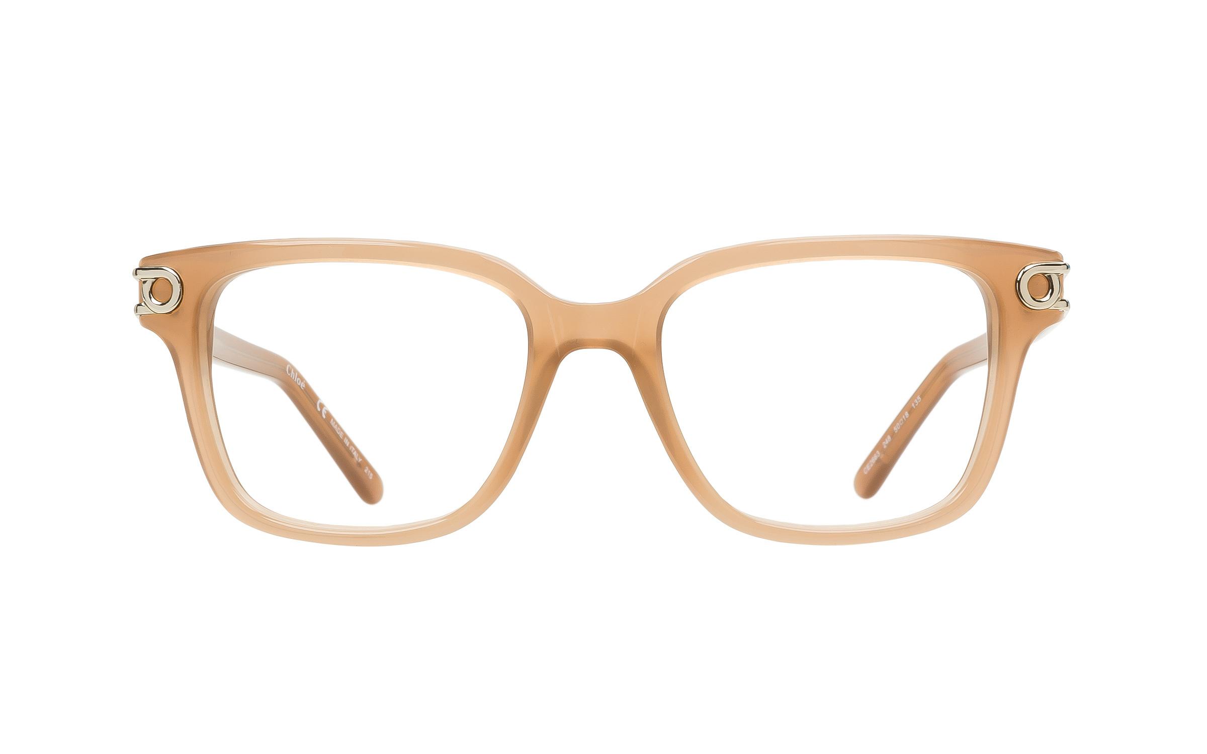Chloe CE2663 248 Light Brown Glasses, Eyeglasses & Frames...