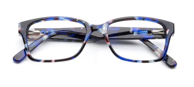 product image of Christian Siriano Lui-52 Navy Tortoise