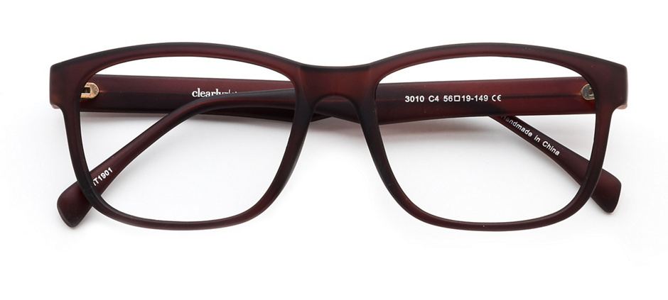 product image of Clearly Basics Nain Matte Brown