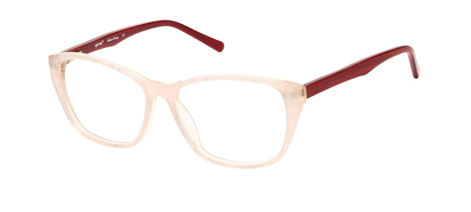 product image of Clearly Basics Inverness Light Pink Red