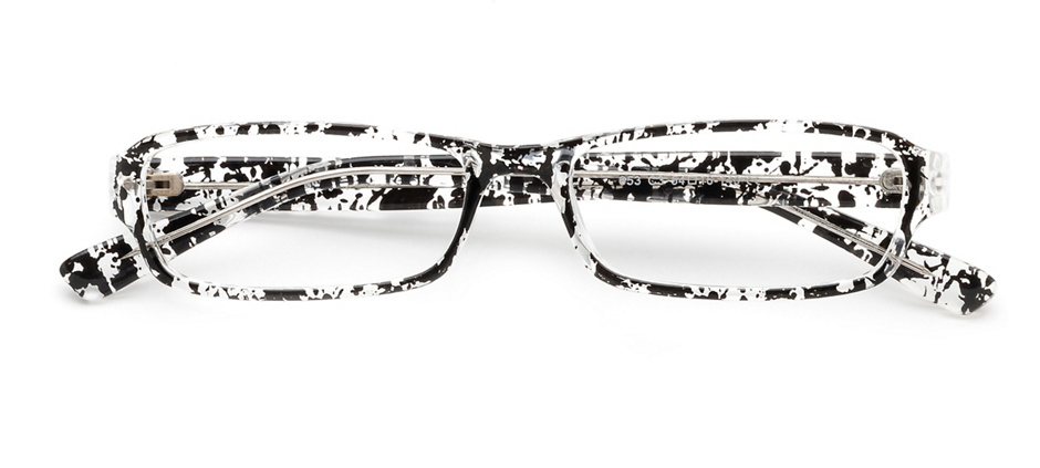 product image of Clearly Basics Conche Black Tortoise