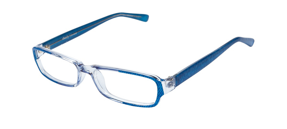 product image of Clearly Basics Conche Blue