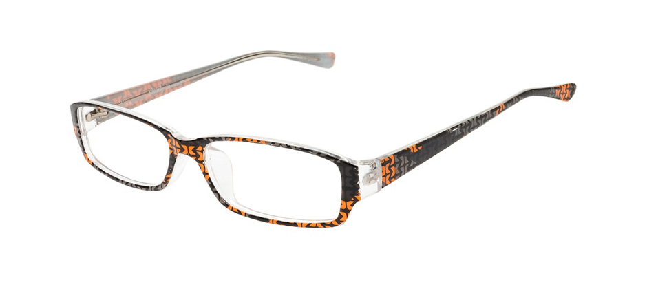 product image of Clearly Basics Dauphin Gris orange