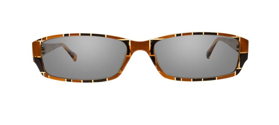 product image of Clearly Basics Dauphin Rothko Orange