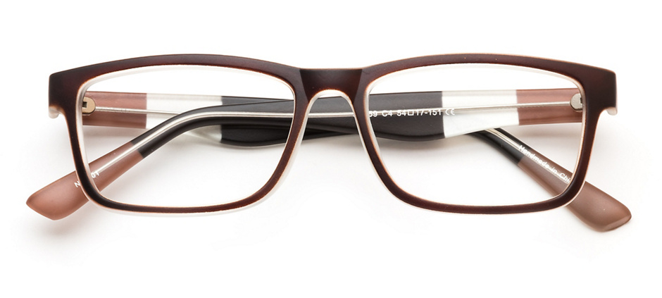 product image of Clearly Basics Flatrock Matte Brown
