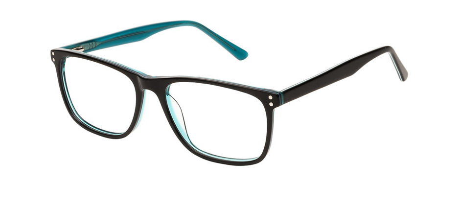 product image of Clearly Basics Squamish Black Teal
