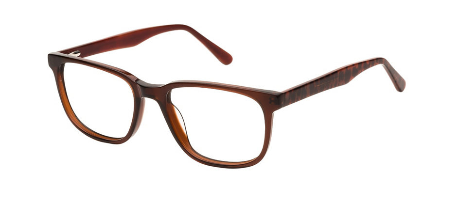 product image of Clearly Basics Whitehorse Crystal Brown