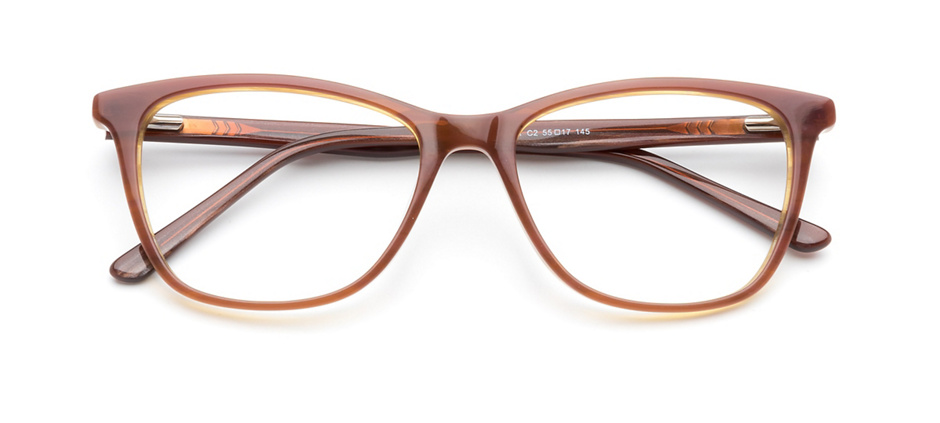 product image of Clearly Basics Summerside Brown Horn