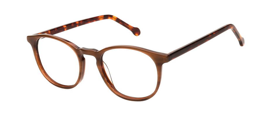 product image of Clearly Basics Cavendish Brown Horn