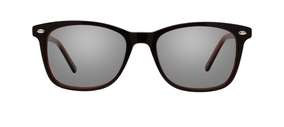 product image of Clearly Basics Lethbridge Black Red