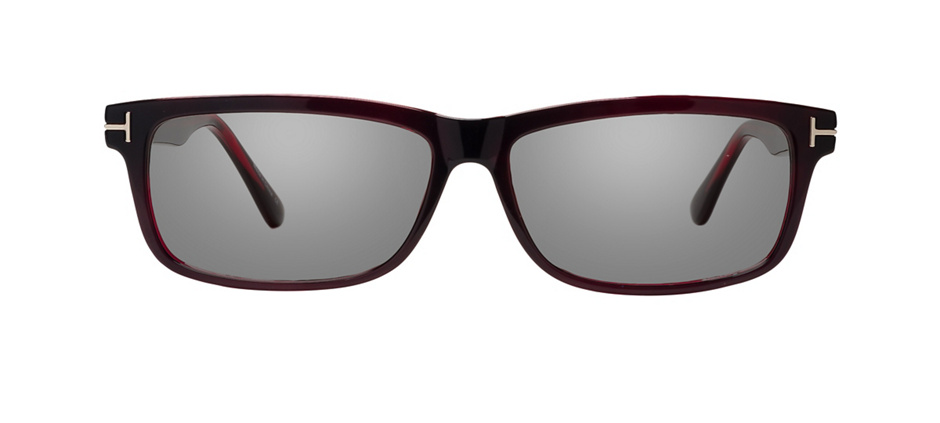 product image of Clearly Basics Grand Bank Deep Red