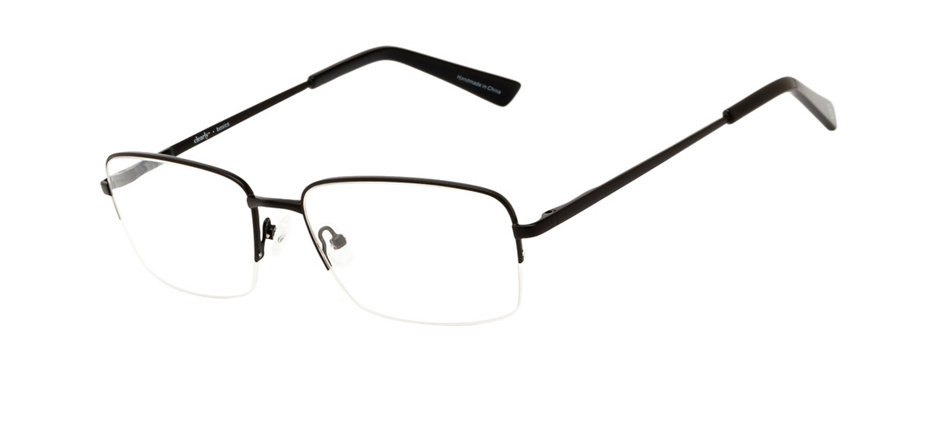 product image of Clearly Basics Aillik-58 Matte Black