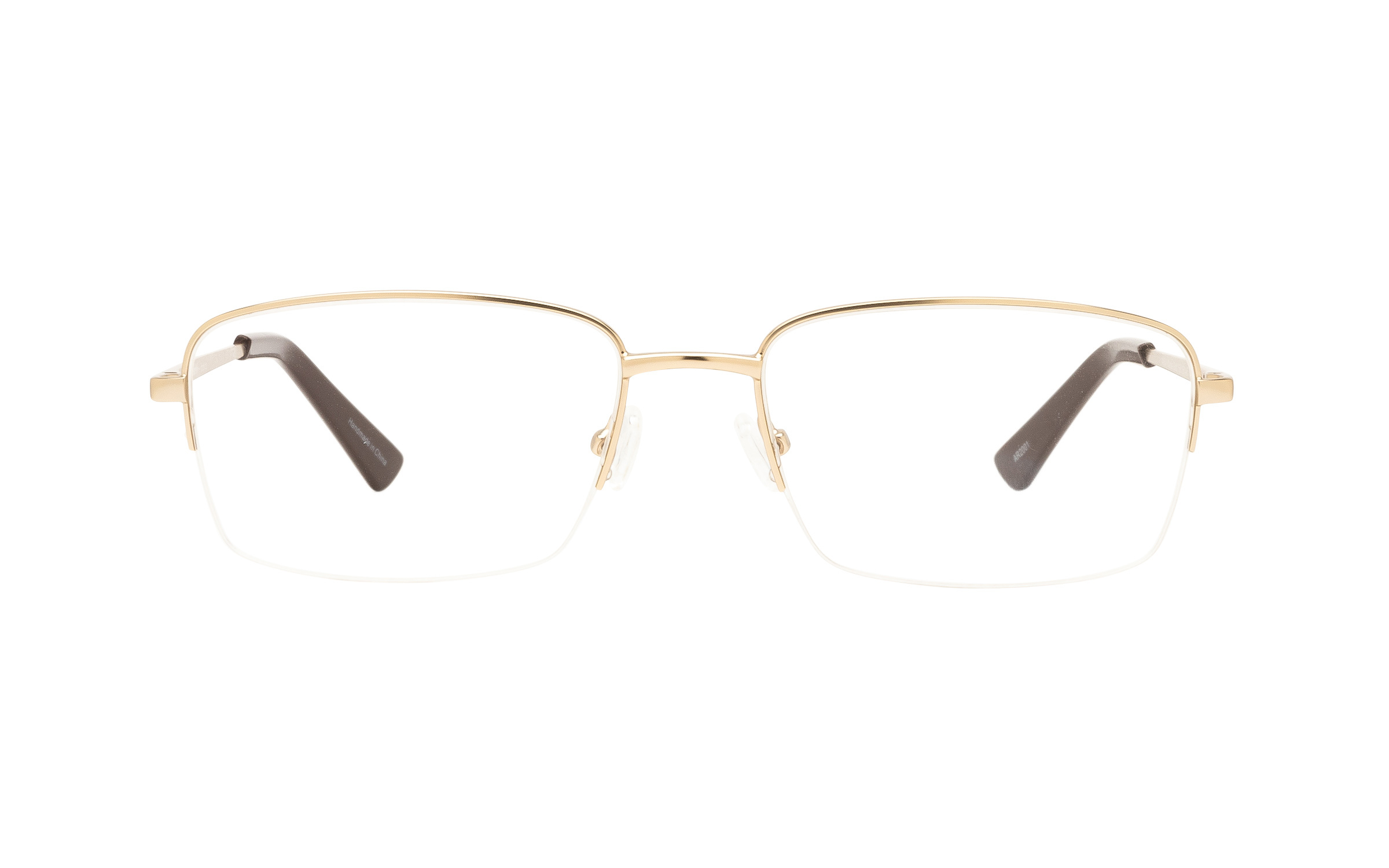http://www.coastal.com/ - Clearly Basics Aillik CLS061 C04 (58) Eyeglasses and Frame in Matte Gold – Online Coastal