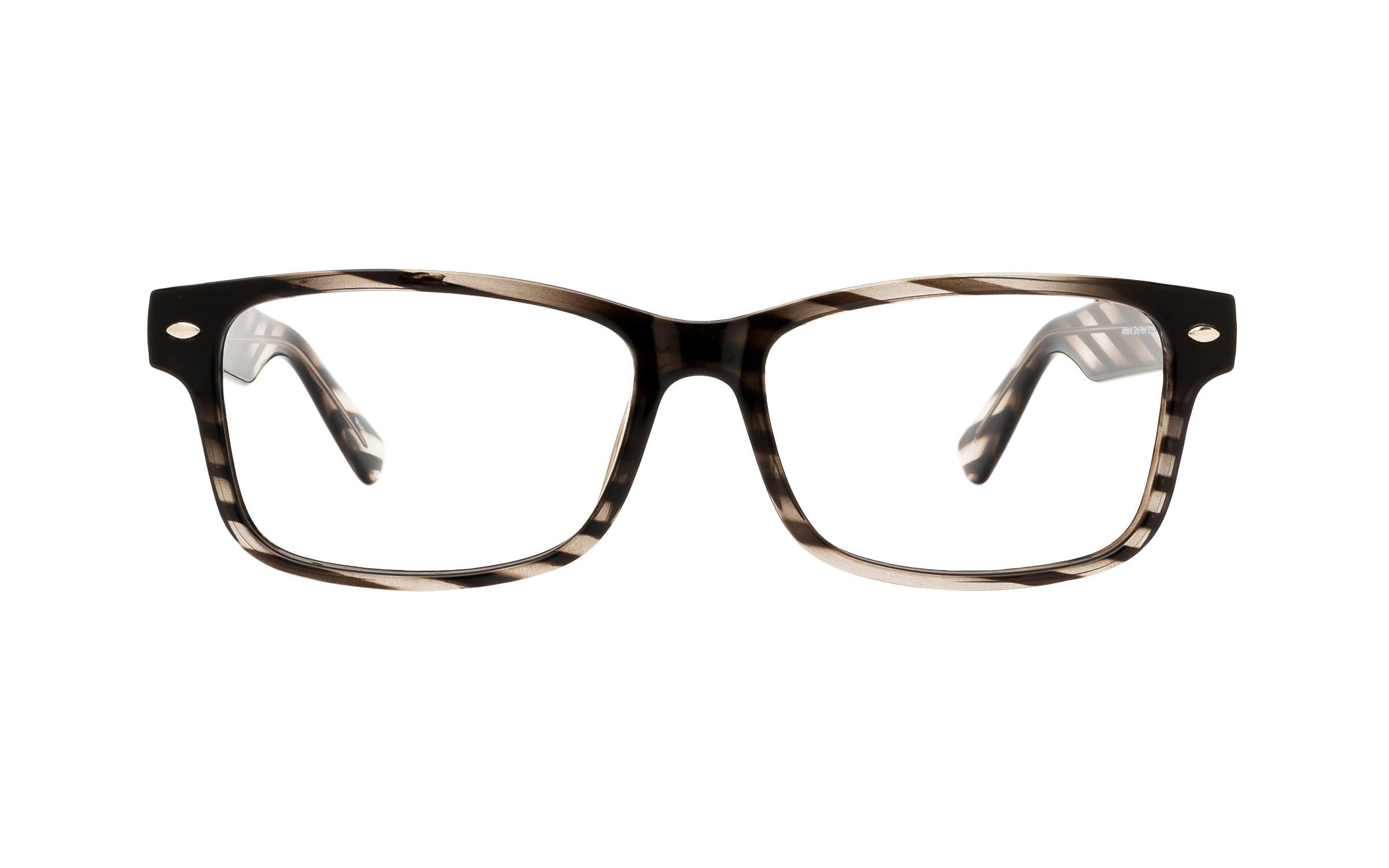 http://www.coastal.com/ - Clearly Basics Amherst CLS049 C04 (57) Eyeglasses and Frame in Horn Grey | Acetate – Online Coastal