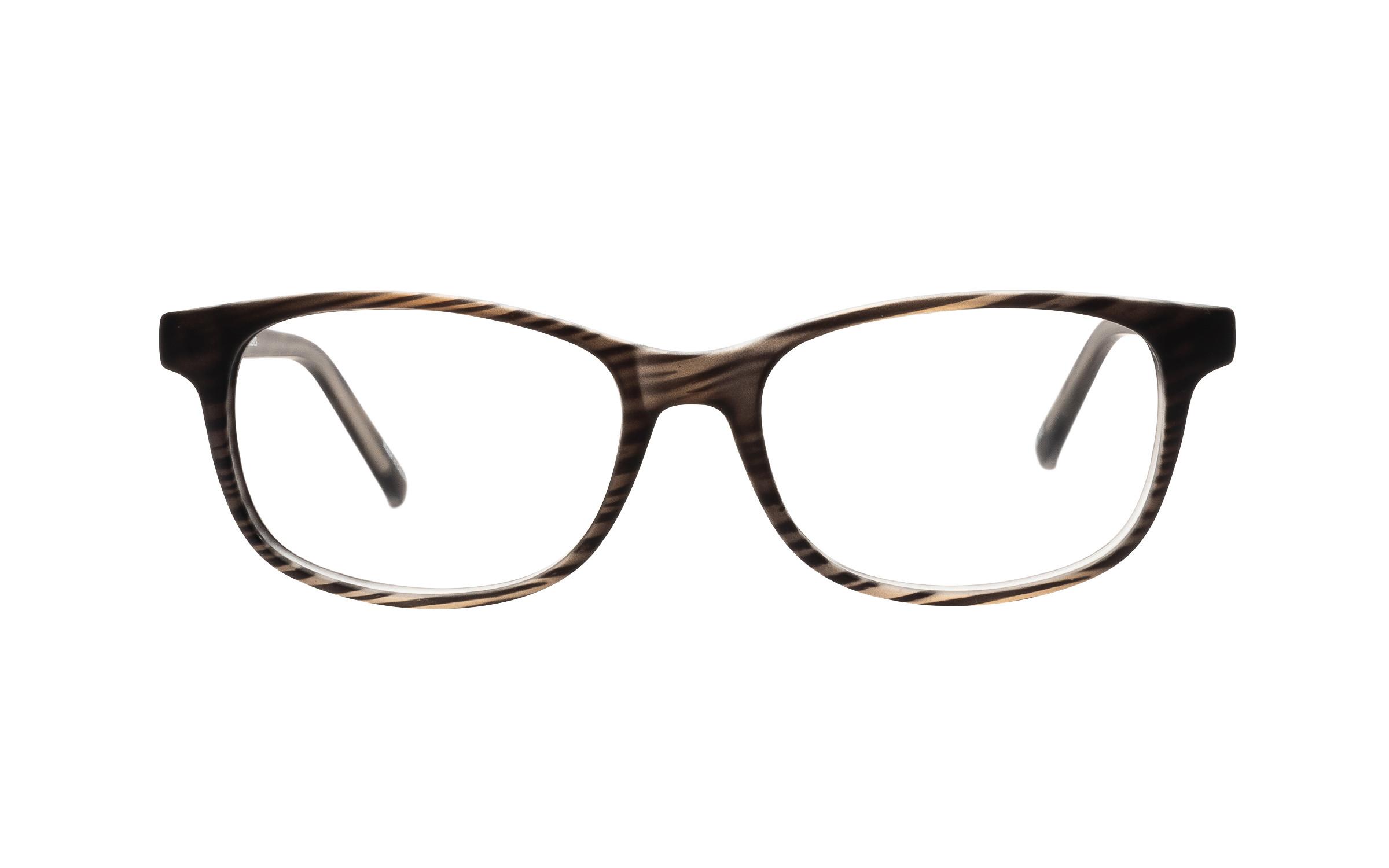 Clearly Basics Aroostook CLS013 C04 (52) Eyeglasses and Frame in Matt Horn Grey | Plastic - Online Coastal